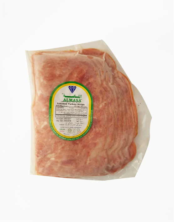 Smoked Turkey Bacon/Strips available online in Pakistan